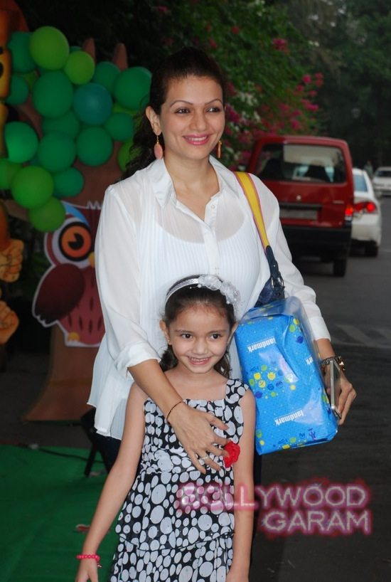 DIvya Khosla Kids birthday party
