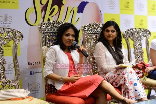 DR Jayshree_SKin talks_book launch_Delhi-12