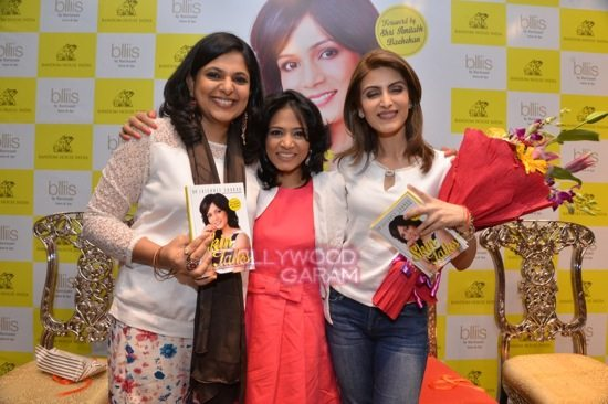 DR Jayshree_SKin talks_book launch_Delhi-14