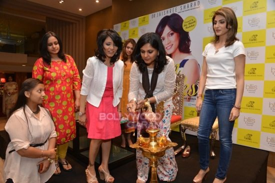 DR Jayshree_SKin talks_book launch_Delhi-9