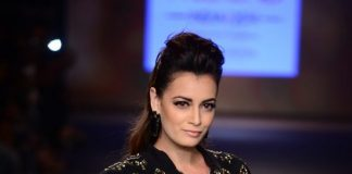 Myntra Fashion Weekend 2014 Photos – Dia Mirza walks in Vero Moda Marquee