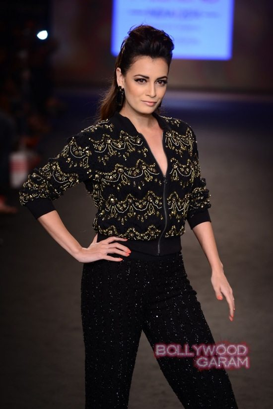 Dia Mirza walks in Vero Moda Marquee