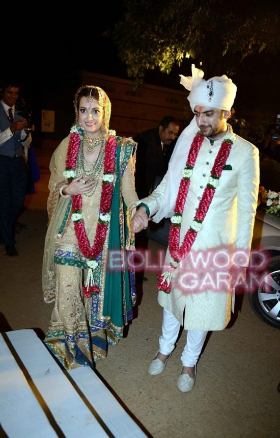 Dia Mirza Wedding-1
