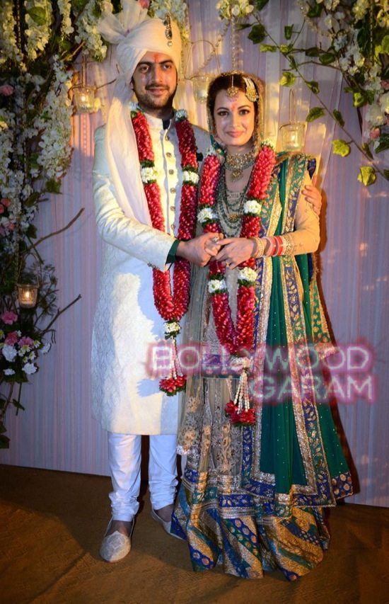 Dia Mirza Wedding-3