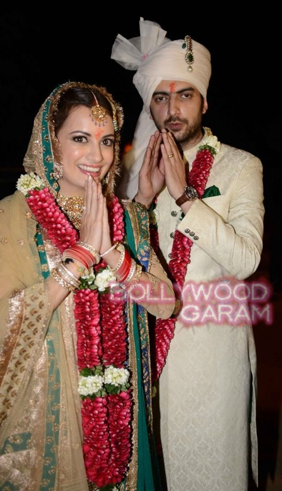 Dia Mirza Wedding-5