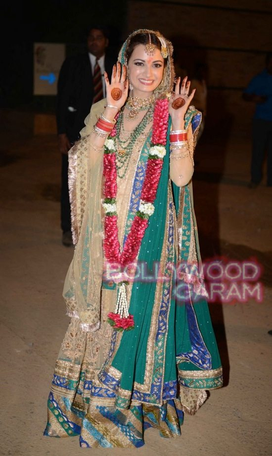 Dia Mirza Wedding-6