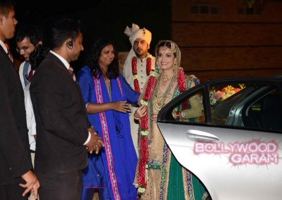 Dia Mirza Wedding-8