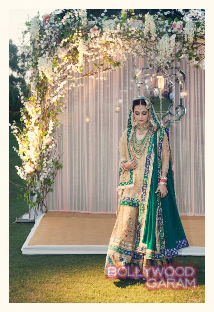 Dia Mirza's wedding