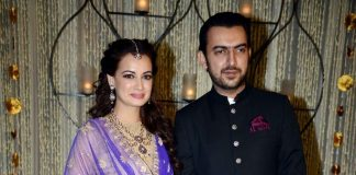 Dia Mirza makes for a stunning Indian bride – Photos
