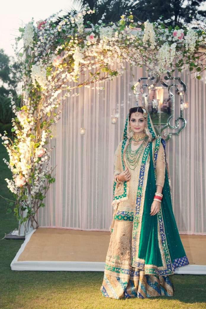 Dia mirza wedding