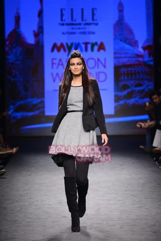 Diana Elle Myntra Fashion Weekend 2014-1