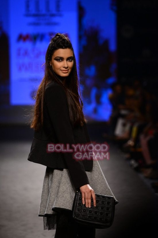 Diana Elle Myntra Fashion Weekend 2014-3
