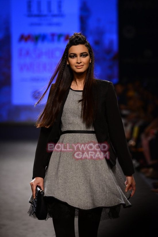Diana Elle Myntra Fashion Weekend 2014-4