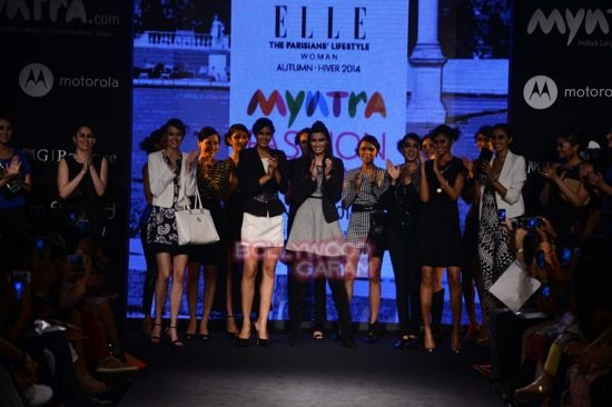 Diana Penty Elle Myntra Fashion Weekend 2014-8