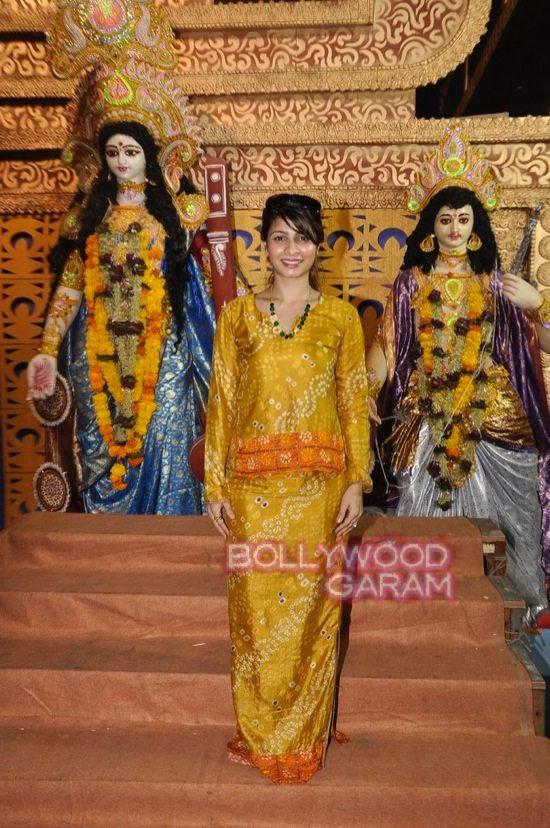Durga Puja Tanisha-1