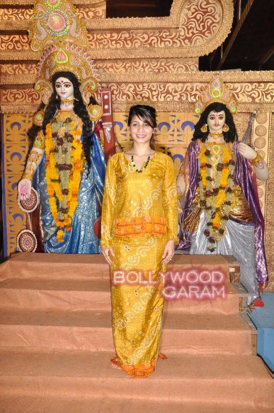 Durga Puja Tanisha-2