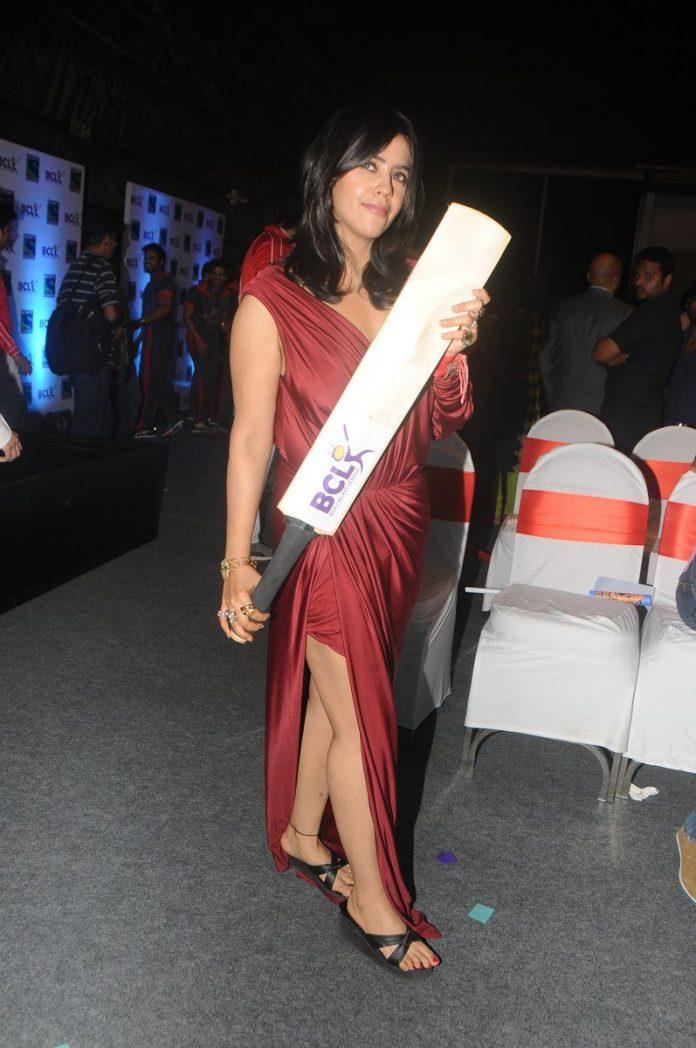 Ekta Kapoor BCL