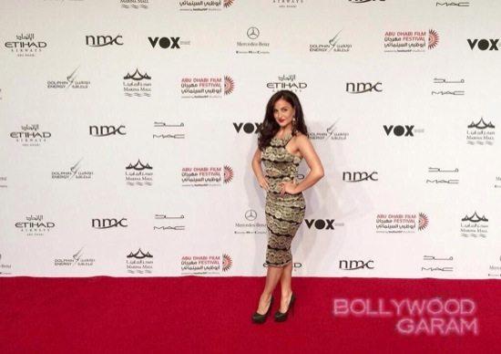 Ellie Avram Abu Dhabi film festival-1