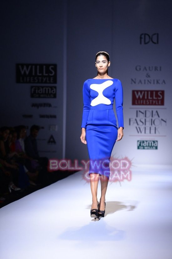 Gauri and Nainika Wills lifestyle Fashion Week 2015-0