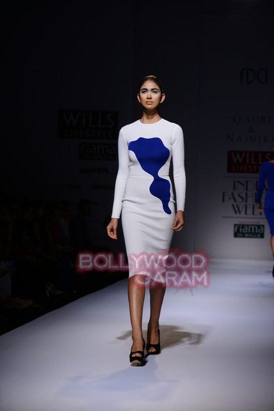 Gauri_Nainika Wills lifestyle Fashion Week 2015-1