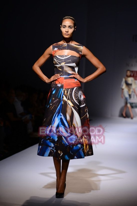 Gauri_Nainika Wills lifestyle Fashion Week 2015-5