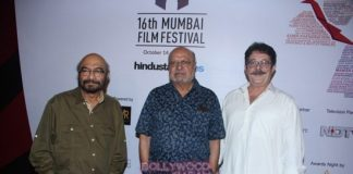 Day 7 of the 16th Mumbai Film Festival continued to attract celebs