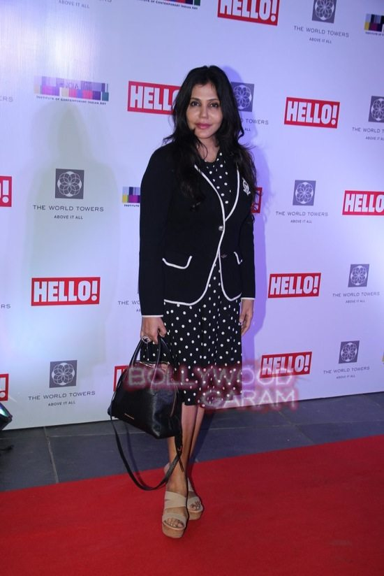 Hello art soiree red carpet celebs-11