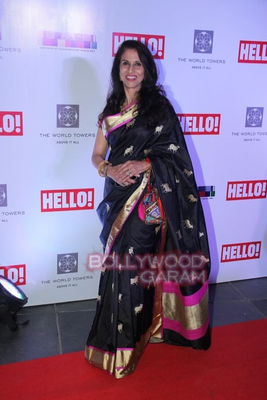 Hello art soiree red carpet celebs-16