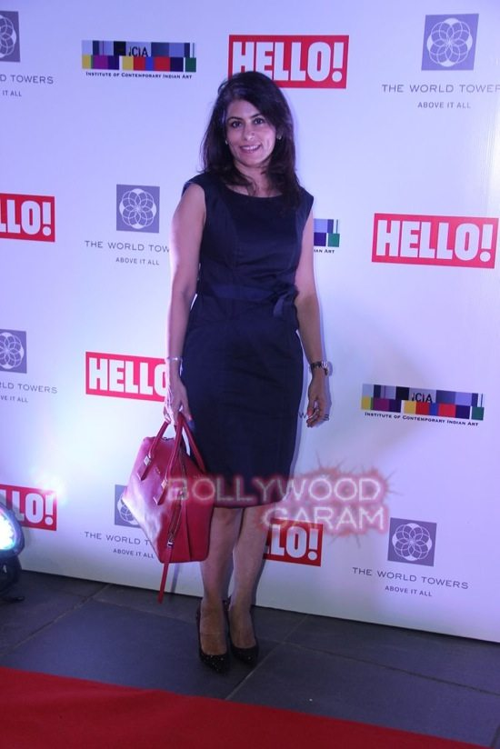 Hello art soiree red carpet celebs-2