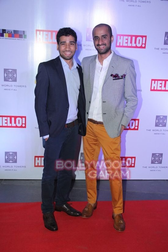 Hello art soiree red carpet celebs-20