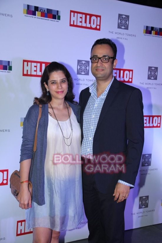 Hello art soiree red carpet celebs-7