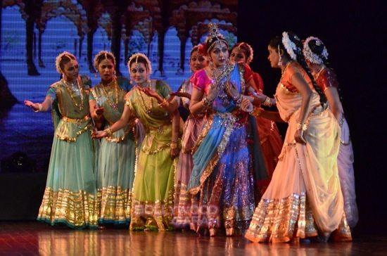 Hema Malini ballet performance-0