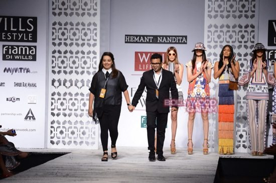 Hemant and Nandita WLIFW-13
