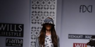 Wills Lifestyle India Fashion Week 2015 – Hemant and Nandita showcase unique collection on Day 1