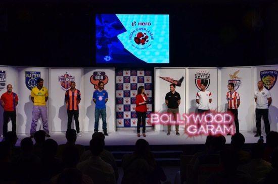 Hero ISL trophy unveiling-13