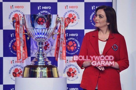 Hero ISL trophy unveiling-14