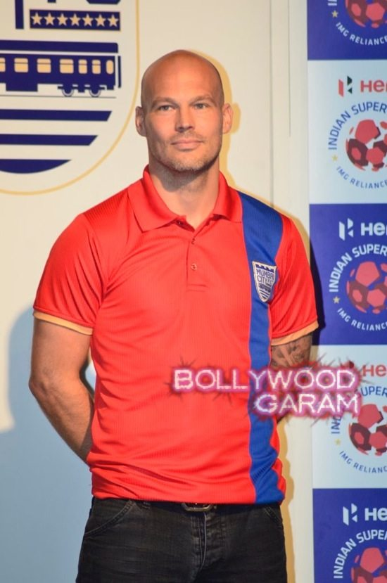 Hero ISL trophy unveiling-16