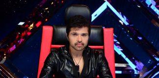 Himesh Reshamiya mentors contestants on India's Raw Star