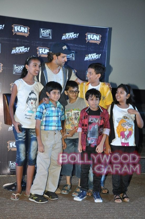 Hrithik Bang Bang children-4