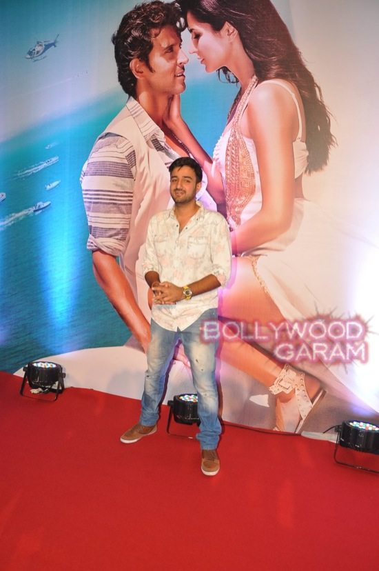 Hrithik Bang Bang screening-3