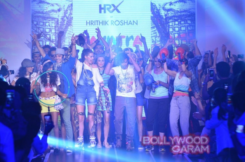 Hrithik HRX myntra fashion weekend-13
