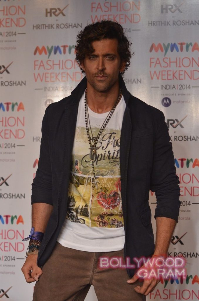 Hrithik HRX myntra fashion weekend-14