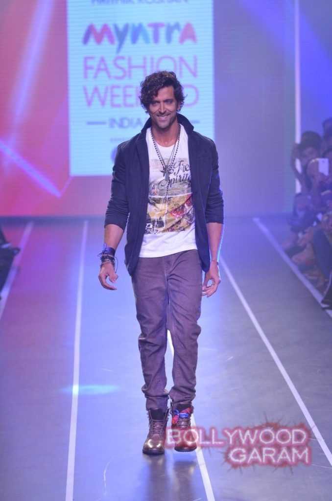 Hrithik HRX myntra fashion weekend-3