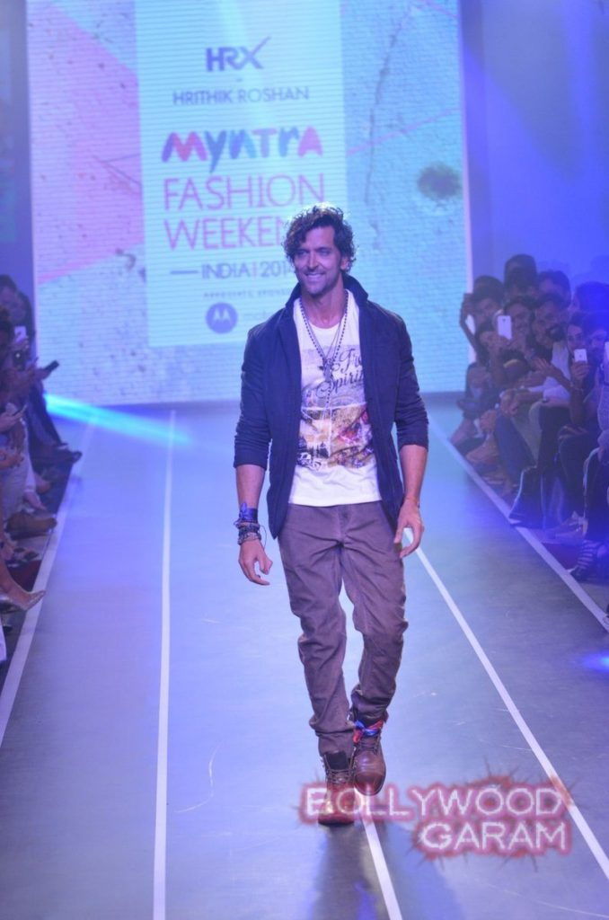 Hrithik HRX myntra fashion weekend-4