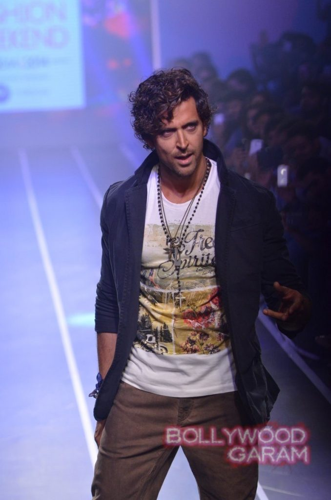 Hrithik HRX myntra fashion weekend-6