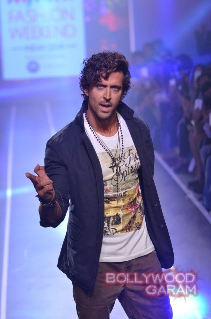 Hrithik HRX myntra fashion weekend-7