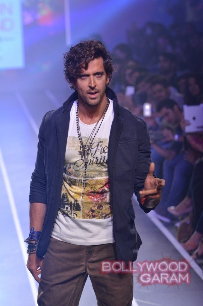 Hrithik HRX myntra fashion weekend-8
