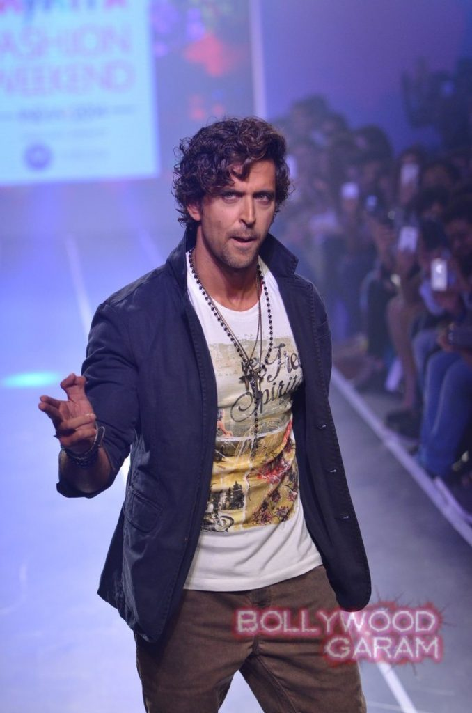 Hrithik HRX myntra fashion weekend-9