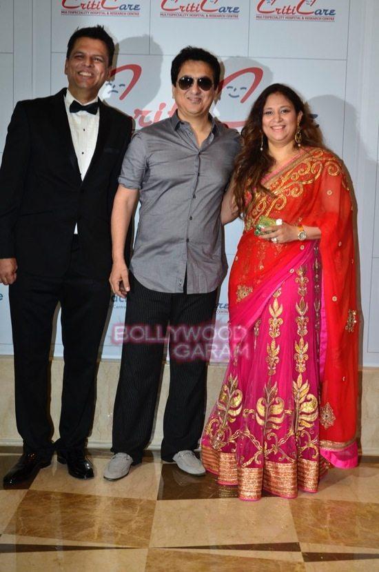 Hrithik_Anil Kapoor_Esha gupta_criticare hospital launch-19