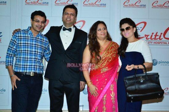 Hrithik_Anil Kapoor_Esha gupta_criticare hospital launch-20